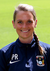 Pauline Robertson, Coventry City Head of Medical
