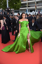 "71st Cannes Film Festival 2018, Red Carpet film ""Blackkklansman"". Pictured: Winnie Harlow"