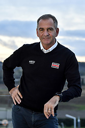 December 15, 2017 - Majorca, SPAIN - Belgian Marc Sergeant, Team Manager of Lotto Soudal pictured during a press day during Lotto-Soudal cycling team stage in Mallorca, Spain, ahead of the new cycling season, Friday 15 December 2017. BELGA PHOTO DIRK WAEM (Credit Image: © Dirk Waem/Belga via ZUMA Press)