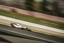 March 7, 2017 - FELIPE MASSA (BRA) drives on the track in his Williams Mercedes FW40 during day 5 of Formula One testing at Circuit de Catalunya (Credit Image: © Matthias Oesterle via ZUMA Wire)