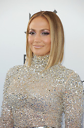 Jennifer Lopez at the 35th Annual Film Independent Spirit Awards held at the Santa Monica Beach in Santa Monica, USA on February 8, 2020.
