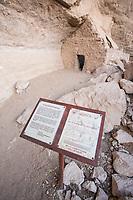 Turkey Creek cliff dwelling. Aravaipa Canyon Preserve, AZ.
