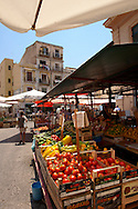 market, food market, palermo, sicily , Palermo, Sicily, markets .<br /> <br /> Visit our SICILY HISTORIC PLACES PHOTO COLLECTIONS for more   photos  to download or buy as prints https://funkystock.photoshelter.com/gallery-collection/2b-Pictures-Images-of-Sicily-Photos-of-Sicilian-Historic-Landmark-Sites/C0000qAkj8TXCzro