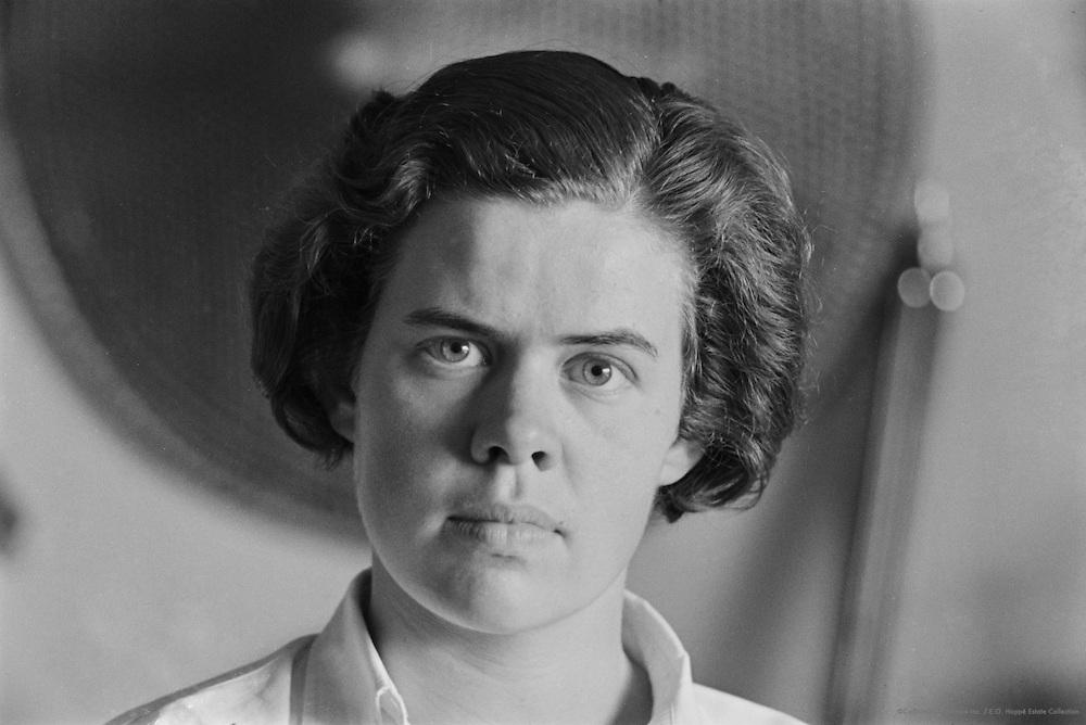 Miss Irene Muehlon, location unknown, Austria, 1937
