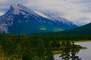 Canadian Rockies, Banff National Park, Bow River