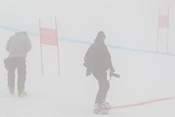 17.02.2011, Kandahar, Garmisch Partenkirchen, GER, FIS Alpin Ski WM 2011, GAP, Riesenslalom, im Bild aufgrund von starkem Nebel musste der Bewerb mehrere male verschoben werden during Giant Slalom Fis Alpine Ski World Championships in Garmisch Partenkirchen, Germany on 17/2/2011. EXPA Pictures © 2011, PhotoCredit: EXPA/ J. Groder