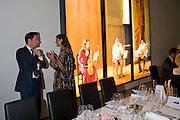 CHRIS O'NEILL; ALEXANDRA  EIKEL LOHBERGER, Dinner at the Museum der Moderne. Salzburg.  Amadeus Weekend. Salzburg. 23 August 2008.  *** Local Caption *** -DO NOT ARCHIVE-© Copyright Photograph by Dafydd Jones. 248 Clapham Rd. London SW9 0PZ. Tel 0207 820 0771. www.dafjones.com.