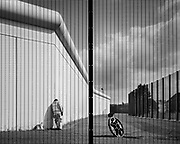 Ghent, Belgium, 15 may 2014, Forensic psychiatrisch centre