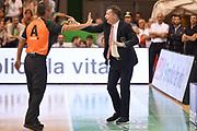 DESCRIZIONE : Siena Lega A 2013-14 Montepaschi Siena vs EA7 Emporio Armani Milano playoff Finale gara 4<br /> GIOCATORE : Luca Banchi Arbitro<br /> CATEGORIA : Delusione Arbitro<br /> SQUADRA : Arbitro EA7 Emporio Armani Milano<br /> EVENTO : Finale gara 4 playoff<br /> GARA : Montepaschi Siena vs EA7 Emporio Armani Milano playoff Finale gara 4<br /> DATA : 21/06/2014<br /> SPORT : Pallacanestro <br /> AUTORE : Agenzia Ciamillo-Castoria/GiulioCiamillo<br /> Galleria : Lega Basket A 2013-2014  <br /> Fotonotizia : Siena Lega A 2013-14 Montepaschi Siena vs EA7 Emporio Armani Milano playoff Finale gara 4<br /> Predefinita :