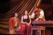 Miami, FL - April 19: Florida Grand Opera Production of Georges Bizet's Carmen. (Photo by Gaston De Cardenas/El Nuevo Herald)