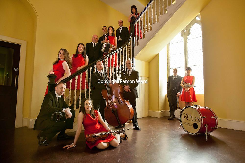 Kilfenora Ceili Band . Photographed by Eamon Ward info@eamonward.com Phone: 087-2337975