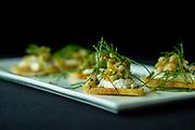 Saint Martin's University Roy Yamaguchi Gala food tasting Photo by Aric Becker