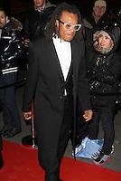 Edgar Davids, Global Gift Gala, ME Hotel, London UK, 19 November 2013, Photo by Brett D. Cove