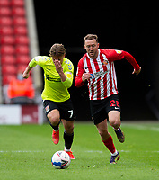 Football - 2020 / 2021 Sky Bet League One - Sunderland vs Northampton Town - Stadium of Light<br /> <br /> Aiden McGeady of Sunderland in action<br /> <br /> Credit : COLORSPORT/BRUCE WHITE
