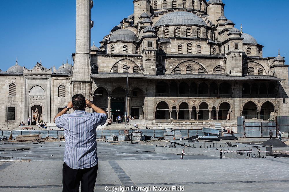 Yeni Cami, the new mosque