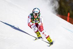 09.01.2021, Kandahar Strecke, St. Anton, AUT, FIS Weltcup Ski Alpin, Abfahrt, Damen, im Bild Ramona Siebenhofer (AUT) // in action during her run for the women downhill race of FIS ski alpine world cup at the Kandahar Strecke in St. Anton, Austria on 2021/01/09. EXPA Pictures © 2020, PhotoCredit: EXPA/ Erich Spiess