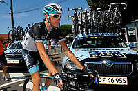 CYCLING - TOUR DE FRANCE 2011 - STAGE 3 - Olonne-sur-Mer > Redon (198 km) - 04/07/2011 - PHOTO : JULIEN CROSNIER / DPPI - ANDY SCHLECK (BEL) / TEAM LEOPARD TREK