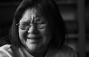 Arnold Lim / Black Press<br /> Karen Montgrant was one of the featured subjects in Krista Loughton's feature film Us & Them. The film will be playing in Ottawa on Parliament Hill in March.