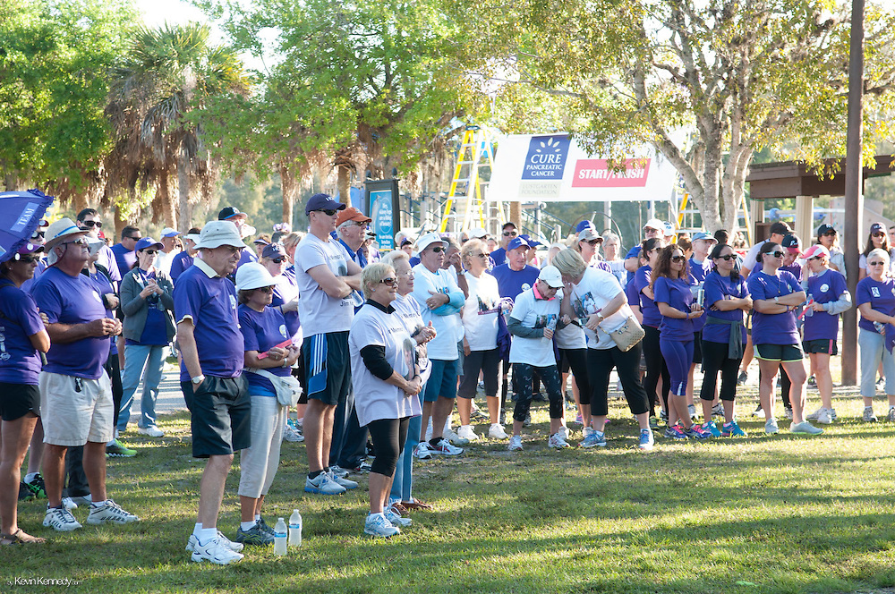 Fort Myers Pancreatic Cancer Walk<br /> Underwritten by Lustgarten Foundation, by Cabelvision.  All money raised goes to fund Pancreatic Cancer Research<br /> <br /> Photo by KevinKennedy.com