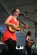 Ingrid Michaelson performs on the fourth day of the 2010 Bonnaroo Music & Arts Festival on June 13, 2010 in Manchester, Tennessee. The four-day music festival features a variety of musical acts, arts and comedians..Photo by Bryan Rinnert/3Sight Photography