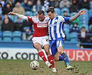 Sheffield Wednesday v Fulham 140315