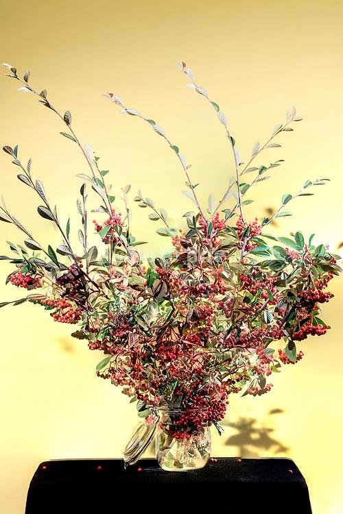 floral bouquet composite