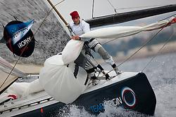 Nice, France, November 13th 2009. Louis Vuitton Trophy  Nice (7-22 November 2009) © Sander van der Borch / team Artemis. .