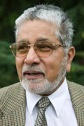 Portrait of older man,