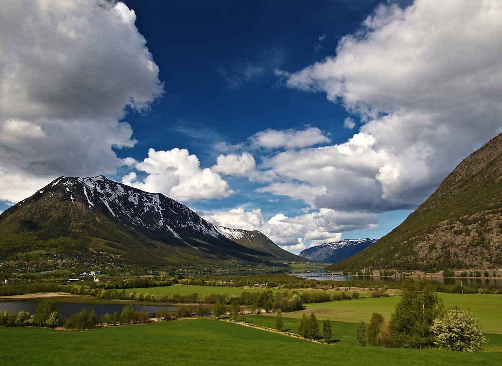 Norway - Vaga valley