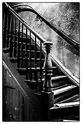 French Quarter Apartment Stairs