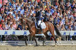 , Warendorf - Bundeschampionate 29.08. - 02.09.2012, De la Beaute OLD - Müller-Kersten, Andrea怀