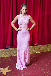 © Licensed to London News Pictures . 16/05/2015 .  The Palace Hotel , Manchester , UK . VOGUE WILLIAMS . The red carpet at the 2015 British Soap Awards , The Palace Hotel , Oxford Road , Manchester . Photo credit : Joel Goodman/LNP