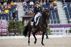 Merrald Nanna Skodborg, DEN, Zack, 121<br /> Olympic Games Tokyo 2021<br /> © Hippo Foto - Dirk Caremans<br /> 24/07/2021
