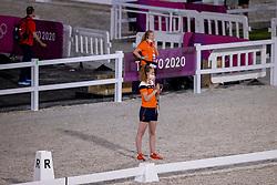 Schalekamp Anne, BEL<br /> Olympic Games Tokyo 2021<br /> © Hippo Foto - Dirk Caremans<br /> 21/07/2021