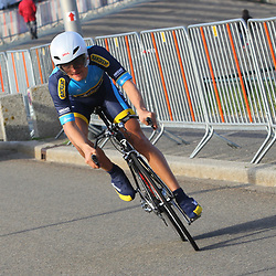 Olympia's Tour 2013 proloog Katwijk Jesper Hansen Team J.Jensen-Ramirent