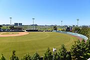 Cicerone Field Baseball Stadium at the University of California Irvine