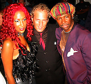 Sylver Logan Sharp, Michael Bolton & Nile Rodgers.Smock Magazine Launch Party.South Street Seaport.New York, NY.June 26, 2001.Photo By CelebrityVibe.com..