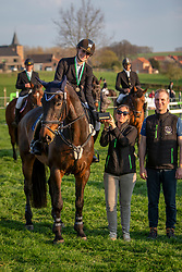 Simons Hanne, BEL, G-Day van Bareelhof<br /> Nationaal Kampioenschap Eventing LRV - Vechmaal 2019Gothenburg 2019<br /> © Hippo Foto - Kris Van Steen<br /> 07/04/2019