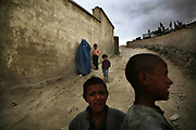 Kolola Pushta Hill, Kabul, Afghanistan.