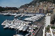 May 25-29, 2016: Monaco Grand Prix. Manor and a Mclaren