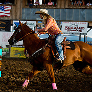 Amanda Bohlander at the Darby Broncs N Bulls event Sept 7th 2019.  Photo by Josh Homer/Burning Ember Photography.  Photo credit must be given on all uses.