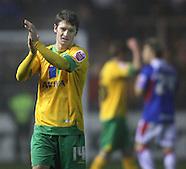Carlisle United v Norwich City 281109