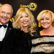 NLD/Amsterdam/20121019- Televiziergala 2012, Ronnie Tober, Bonnie St. Clair, Corry Konings