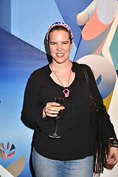 Victoria Aitken at the launch of Unit London Mayfair and Ryan Hewett The Garden Preview, Hanover Square, London, England. 26 June 2018.