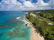 Beach near Holetown, St. James, Barbados
