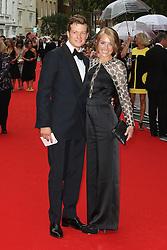 Ed Speleers, BAFTA Celebrates Downton Abbey, Richmond Theatre, London UK, 11 August 2015, Photo by Richard Goldschmidt /LNP © London News Pictures.