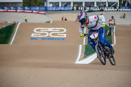 #1 (WILLOUGHBY Alise) USA at Round 1 of the 2020 UCI BMX Supercross World Cup in Shepparton, Australia