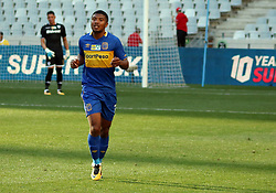 Lyle Lakay in the MTN8 semi-final first leg match between Cape Town City and Bidvest Wits at the Cape Town Stadium on Sunday 27 August 2017.