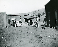 1912 Filming at Inceville Studios