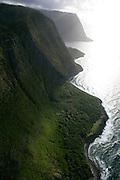 North Shore Molokai, Hawaii